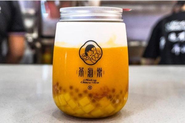 茶海棠利润分析