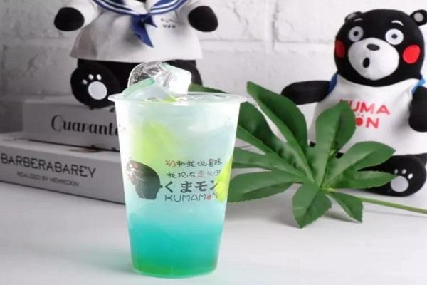 熊本熊奶茶店是什么公司的