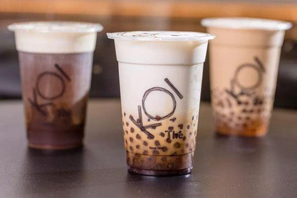 koi奶茶如何加盟
