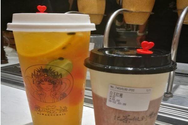 大学门口开奶茶店怎么做活动