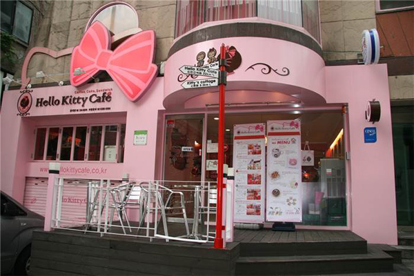 Hello Kitty Cafe¼ÓÃ˵ê