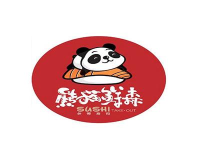 熊猫鲜森外带寿司